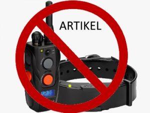 E-collar verbod