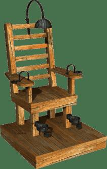 elektrische stoel