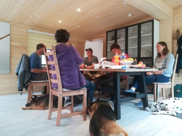 gobobby workshop uitleg en habituatie